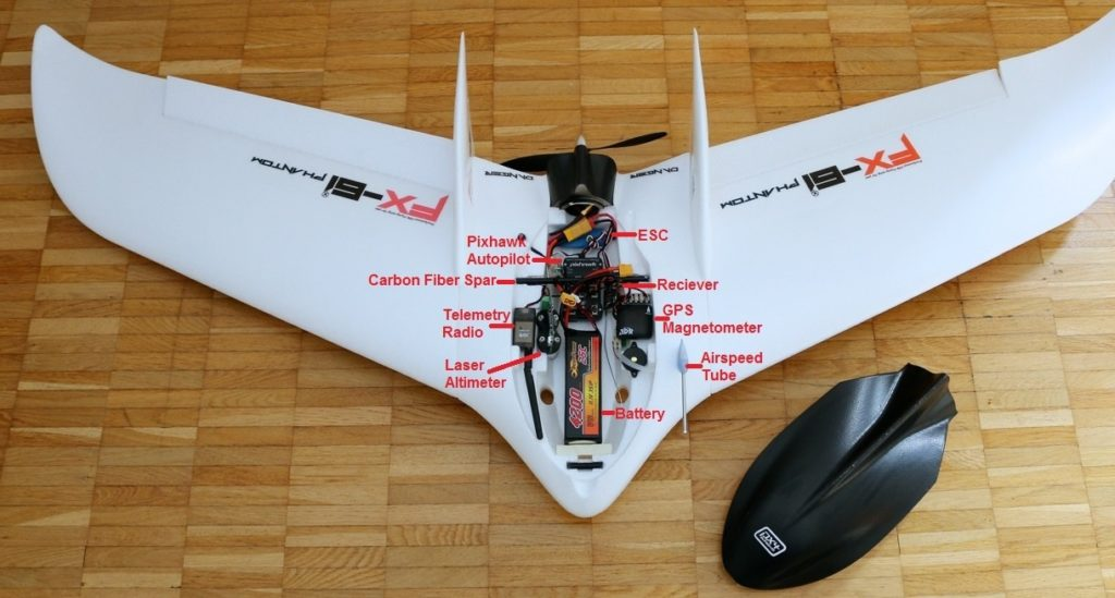 Fixed Wing Drone