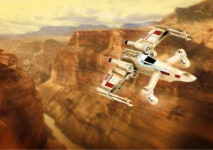 Propel Airplanes Star Wars