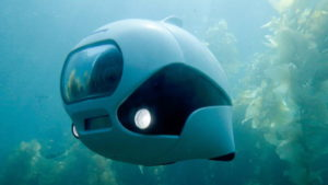 ROBOSEA BIKI, Submersible Wireless Remote Control Underwater Drone