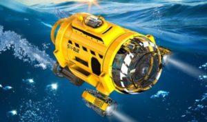 SilverLit Spy Cam Aqua Submarine