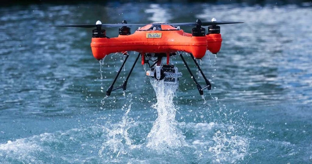 Swellpro Waterproof Splash Drone