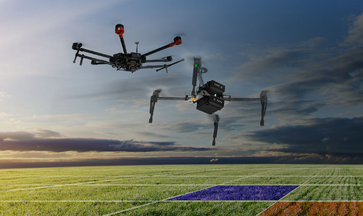 What Can Agricultural Drones Do