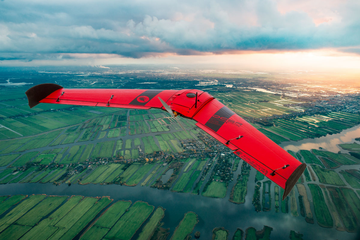 How to Build a Fixed Wing Drone