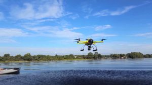 What are Water Drones Used for