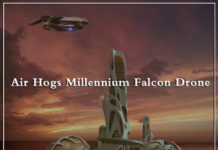 Air Hogs Millennium Falcon Drone