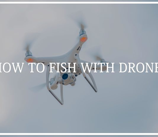 fish with drones