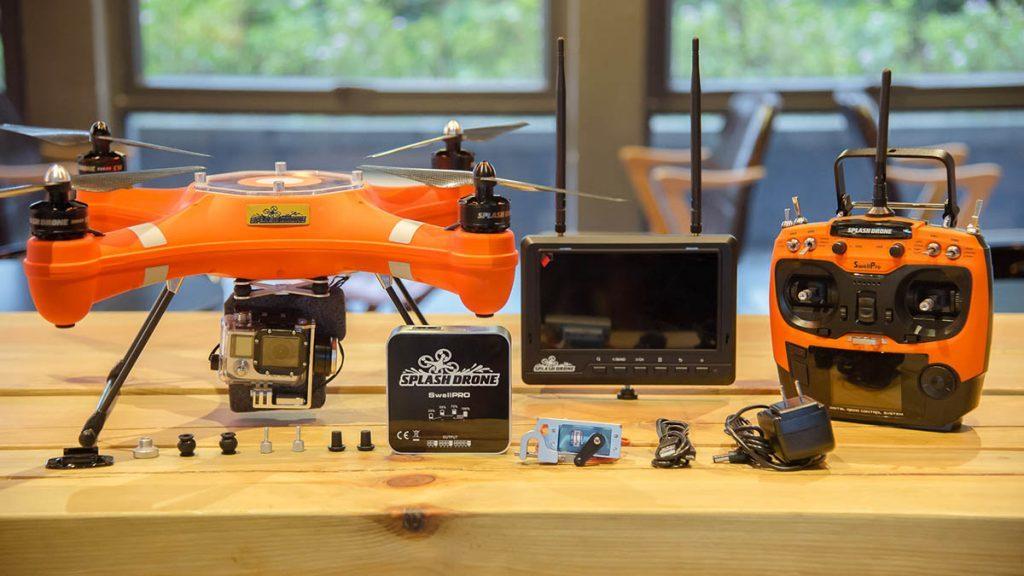 Splash Drone 3 Fishing Drone