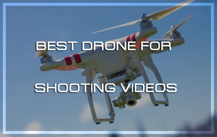 Best Drones for Shooting Videos