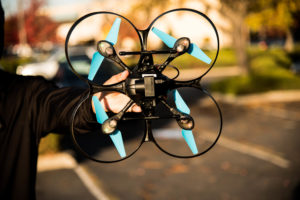 outstanding Force1 U49W Blue Heron Drone