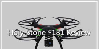Holy Stone F181 Review