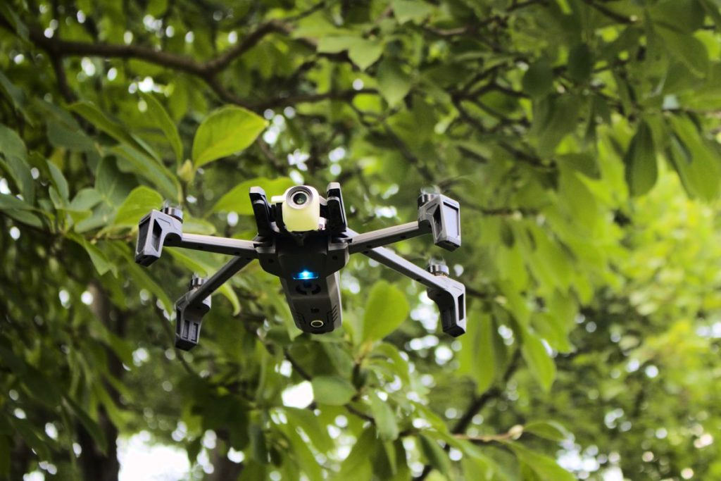 excellent Parrot Anafi Drone