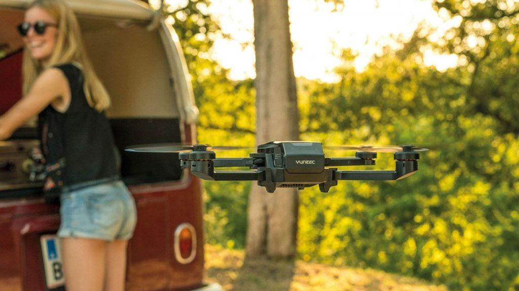 Yuneec Mantis Q YUNMQUS Foldable Camera Drone