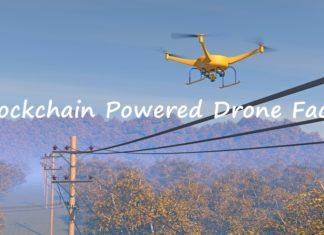 Blockchain Powered Drones