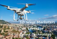 market drone technology