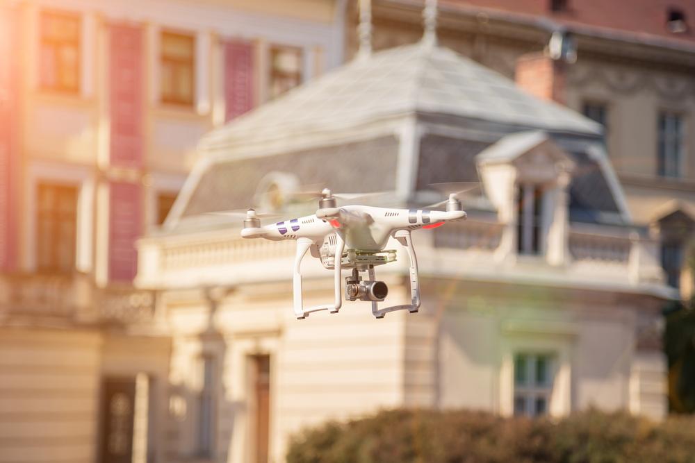 market drone technology