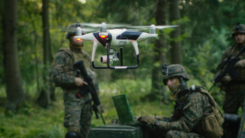Drone Military Application