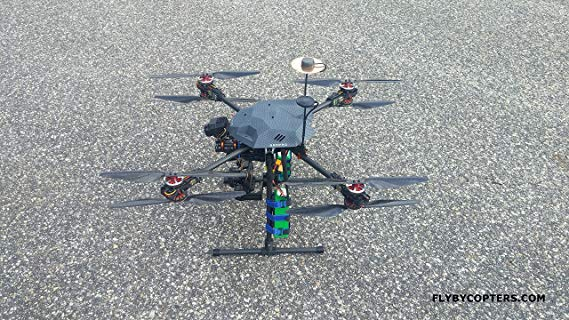 4K UHD Hexacopter Done by FlybyCopters