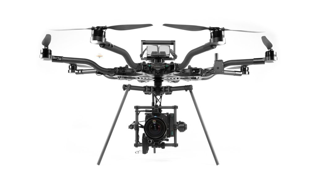 ALTA UAV by Freefly Systems