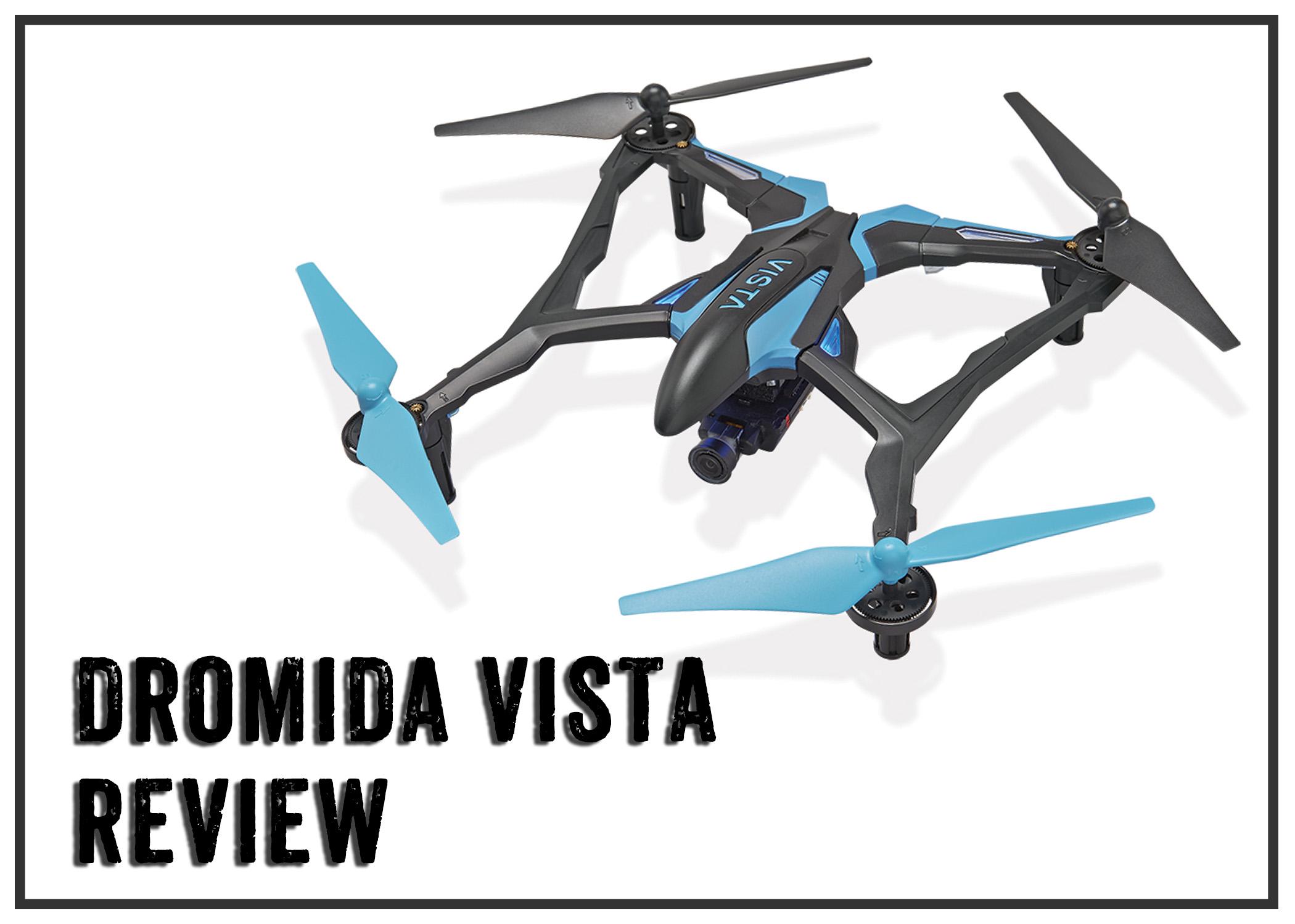 Dromida Vista: The Powerful Drone for Videographers