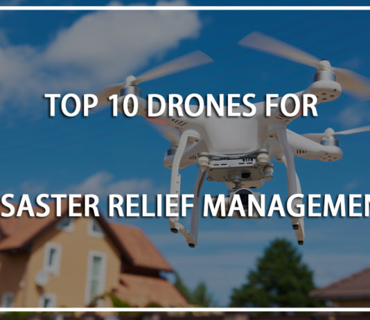Drones for Disaster Relief Management
