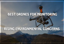 Environmental Concerns drone