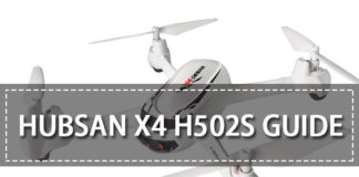 Hubsan X4 H502S buying guide