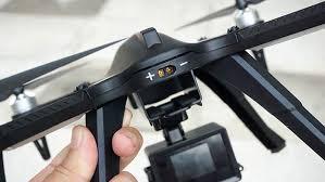 MJX Bugs 3 Camera