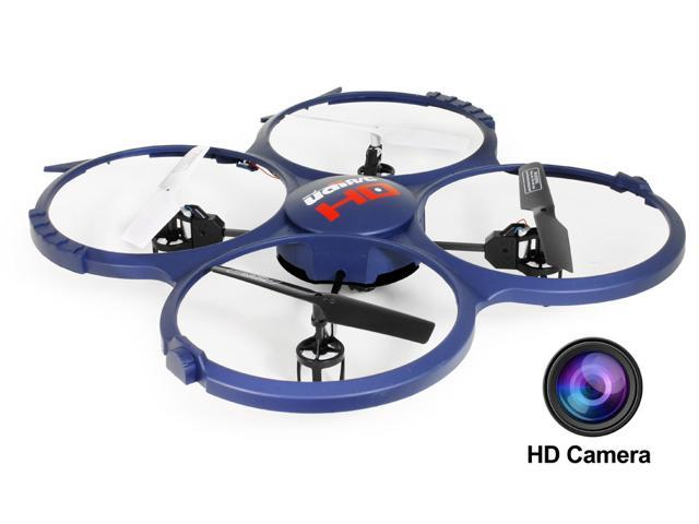 RC HD U818A Discovery Drone Quadcopter