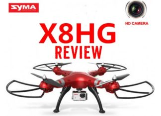 Syma X8HG Product Review