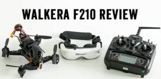 Walkera F210 review
