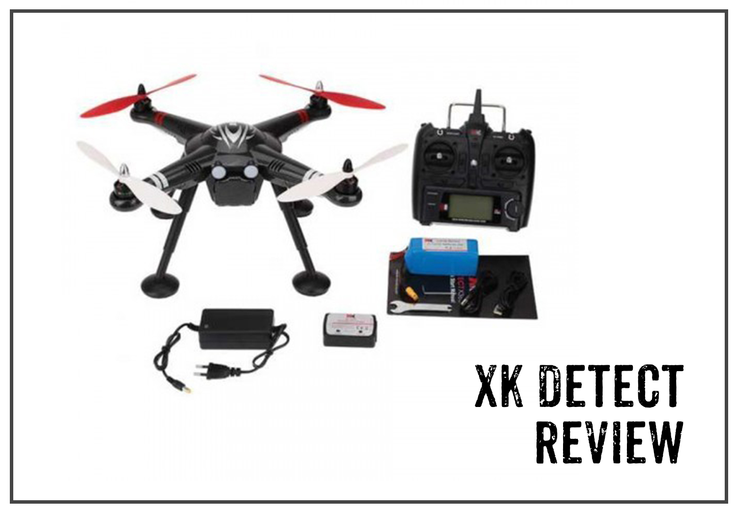 XK DetectReview-Reliable and Powerful Drone for Long Aerial Video Shoots