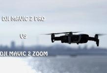 DJI Mavic 2 Pro VS. DJI Mavic 2 Zoom
