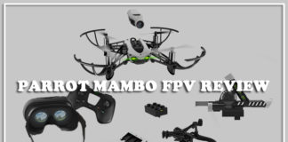 Parrot Mambo FPV Review